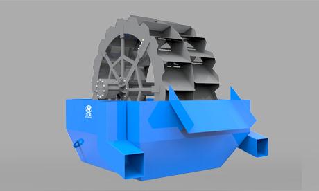 斗轮洗砂机-1