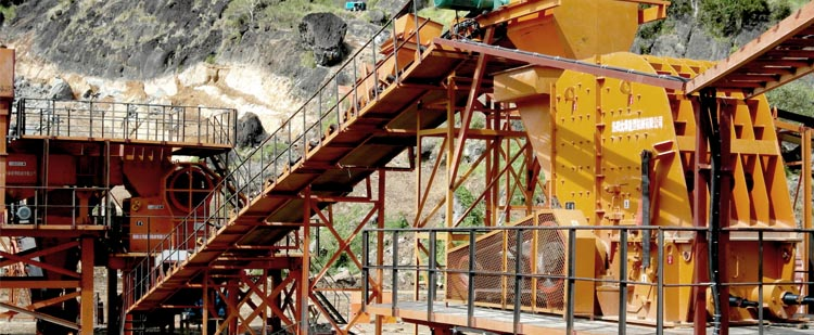 时产600吨石灰石/白云岩砂石骨料生产线