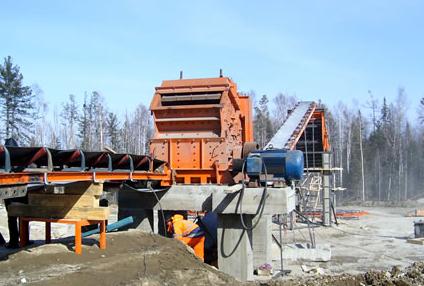 铁矿石生产线