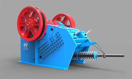 PEY系列液压保护颚式破碎机